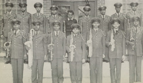 Tuskegee Band 1954