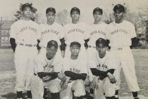 Tuskegee Baseball 1954