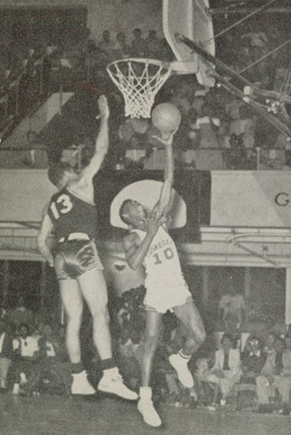 Tuskegee Basketball 1954