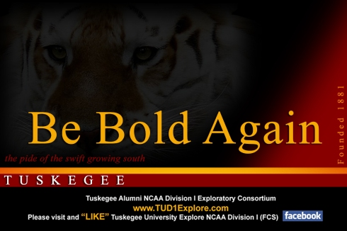 Be Bold Again 2014
