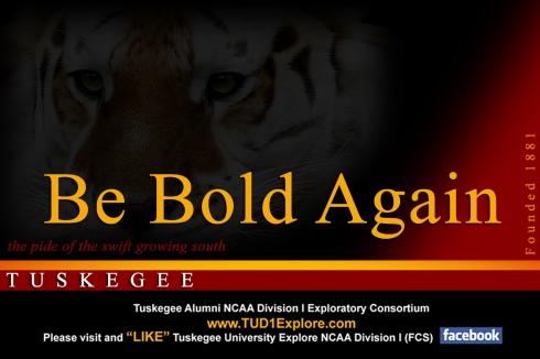 Be Bold Again 2014