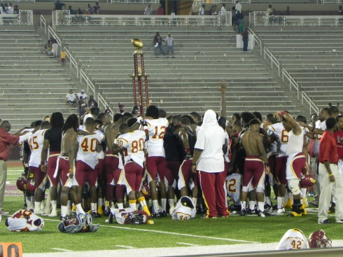 Tuskegee at Alabama A&M