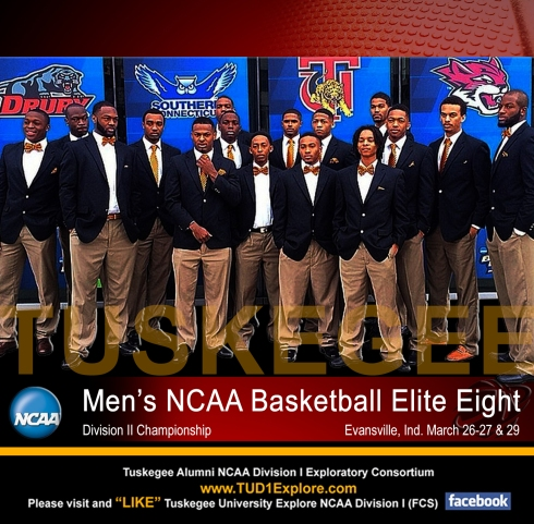 2014 Tuskegee NCAA Div II Elite Eight