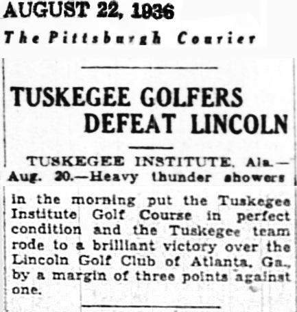 Golf 1936