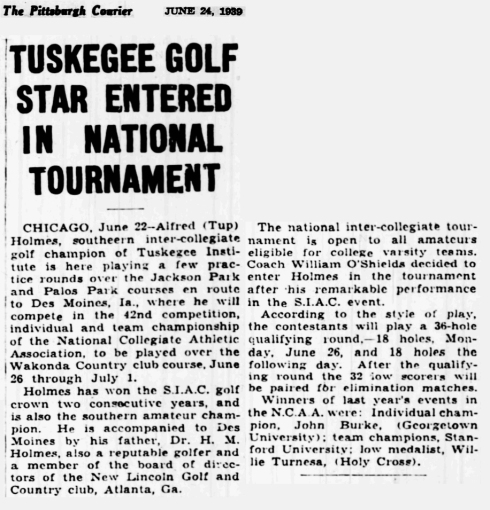 Golf 1939