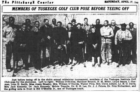 Golf 1940
