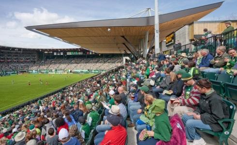 Jeld-Wen Field-Portland