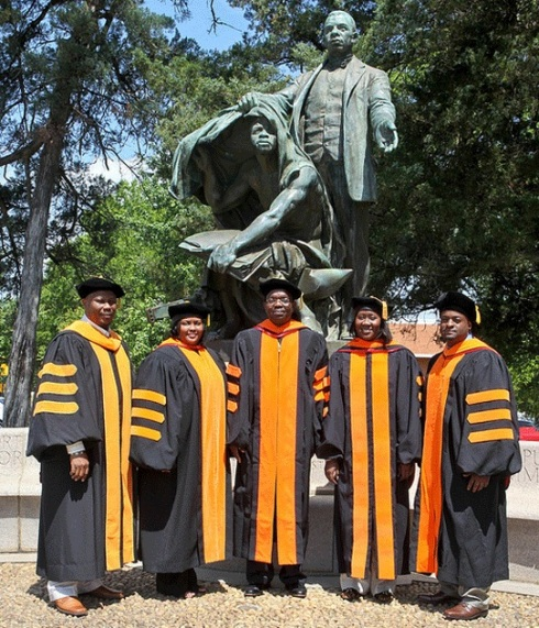 Tuskegee PhDs