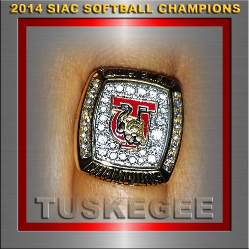 Tuskegee 2014 SIAC Champions