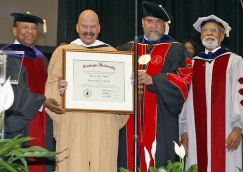 Tuskegee alumnus Tom Joyner 2011
