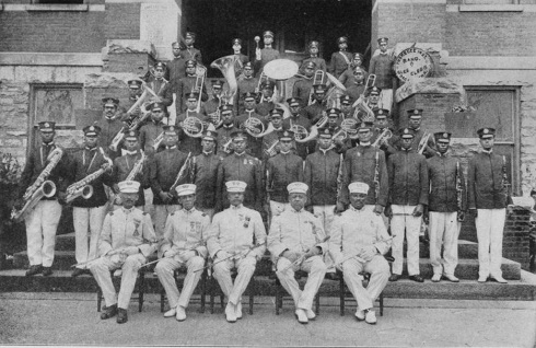 Tuskegee Band 1917