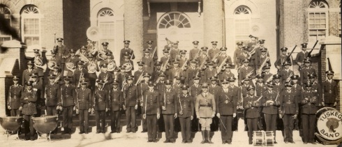 Tuskegee Band 1927