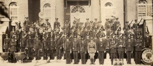 Tuskegee Band 1927