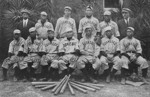 Tuskegee Baseball 1917
