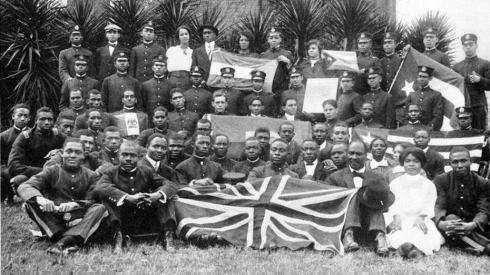 Tuskegee Class 1916