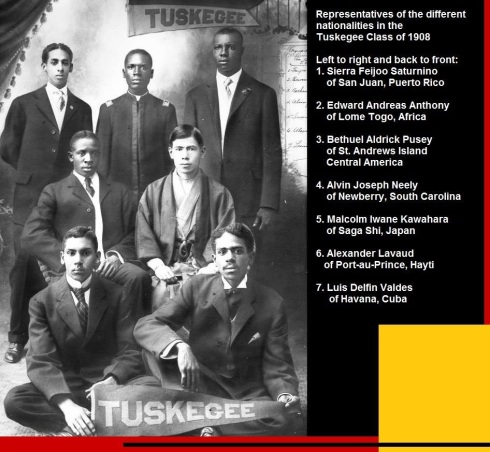 Tuskegee Class of 1908