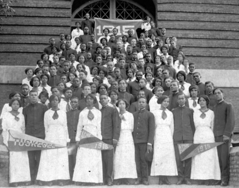 Tuskegee Class of 1915