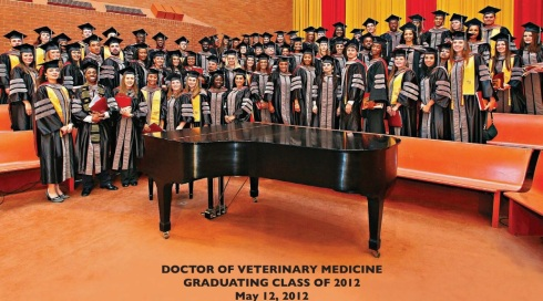 Tuskegee College of Veterinary Medicine 2012