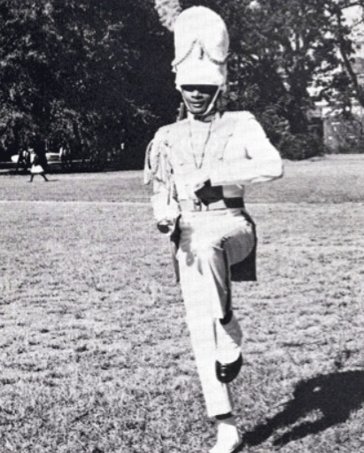 Tuskegee Drum Major