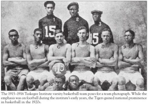 Tuskegee Institute 1915