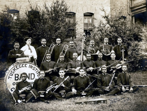 Tuskegee Institute Marching Band