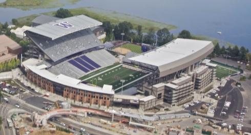 University of Washington Stadium Expansion