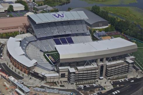 University of Washington Stadium