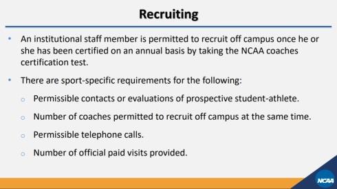NCAA Division I Membership 18