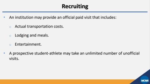 NCAA Division I Membership 19