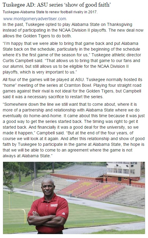 Tuskegee ASU